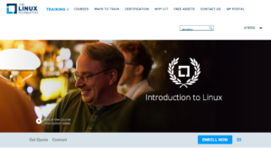 The Linux Foundation Image